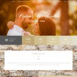 Siro Web Responsive per Matrimonio